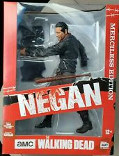 McFarlane The Walking Dead AMC Negan Merciless Edition 10-Inch Deluxe Figure NIB