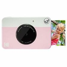 Kodak PRINTOMATIC Digital Instant Print Camera (Pink), Full Color Prints On ZINK