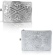 Abbigliamento etnico europeo in argento