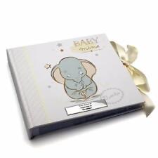 "Personalised Disney Baby Photo Album Dumbo Boxed New 4x6"" DI281-P"