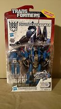Transformers Generations Deluxe Class Thundercracker IDW Comic Included MISB
