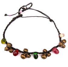 Modeschmuck-Armbänder aus Glas und gemischten Metallen
