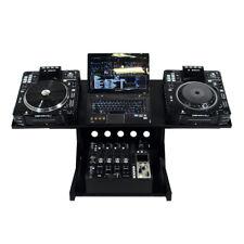 Novopro CDJ WS1 Workstation Deck Stand DJ Disco CD Player Controller Desk