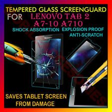ACM-TEMPERED GLASS SCREENGUARD of LENOVO TAB 2 A7-10 A710 ANTI-SCRATCH PROTECTOR