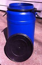 20 gallon plastic food grade barrel drum
