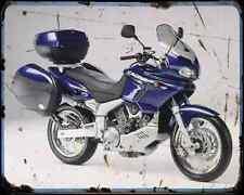 CAGIVA NAVIGATOR 6 A4 Metal Sign moto antigua añejada De