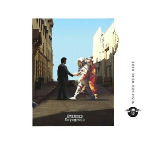 Avenged Sevenfold Wish You Were Here SINGLE 12x12 Album Cover Replica Poster