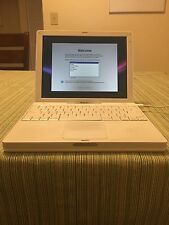"Apple iBook G4 12"" 512 MB RAM 40 GB HDD Mac OS X 10.5 Leopard A1133 M9846LL/A"