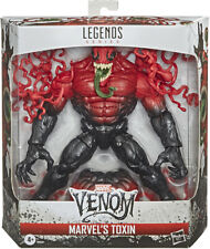 "Marvel Legends Venom Series Deluxe 6"" Figure TOXIN Spiderman IN STOCK"