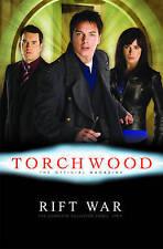 Torchwood: Rift War, Simon Furman, Brian Williamson, D'Israeli, Ian Edginton, Pa