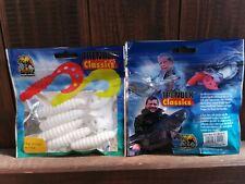 Behr Lochschwanz Köder Trendex Classics Twister 10-12 cm 5 Stück Raubfischköder