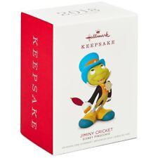 2018 Hallmark Disney Pinocchio Jiminy Cricket Limited Edition Ornament New