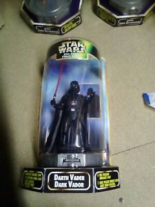 Star Wars Epic Force 360 Action Figure Darth Vader   new