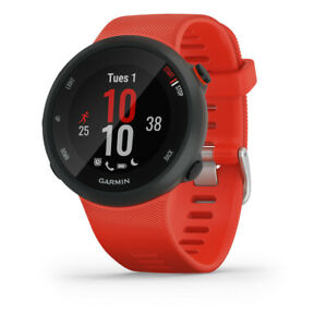 Garmin Forerunner 45 GPS Smartwatch (Lava Red)