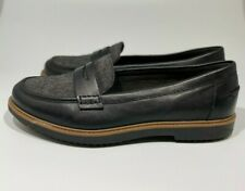 Clarks Collection Soft Cushion Slip On Loafers Size 10