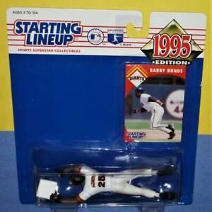 1995 BARRY BONDS San Francisco Giants EX/NM *FREE_s/h* Starting Lineup