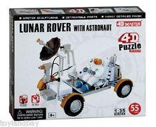 NASA PZ26374 4D Apollo Lunar Rover & Astronaut Set 1:35 Scale Model New in Box