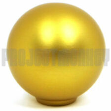 Blox Racing Ball Type Shift Knob Shiftknob Gold Fits: Acura & Honda M10xP1.5