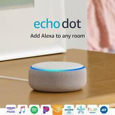 Amazon Echo Dot (3rd Gen) - Smart speaker with Alexa - Sandstone