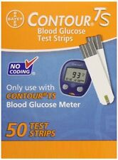 Bayer Contour TS 50 Test Strips exp: 09/2019  PACKAGE MAY VARY FAST DELIVERY