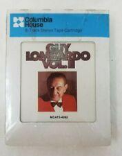 The Best of Guy Lombardo Volume 2 8 Track Tape