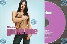 GINIE LINE AILLEURS CD PROMO