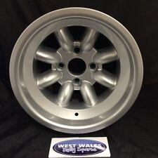 Revolution 8 spoke Classic - Ford Group4 Escort - 9x13 Rally Alloy Wheel Silver