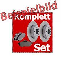 Passat 3C 3 C Bremsen Bremsscheiben Beläge hinten**