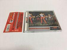 Spikeout Original Soundtrack OST game music CD Japan MJCA-00032 SEGA AM2 ARCADE