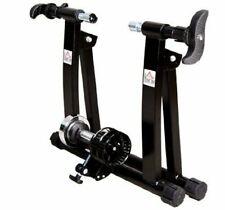 HomCom Rodillo de Entrenamiento para Bicicleta - Negro (5661-0058)