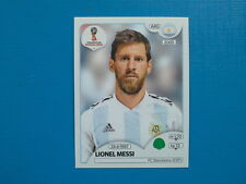 Figurine Panini World Cup Russia 2018 n.288 Lionel Messi Argentina