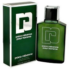 Men perfume paco rabanne pour homme man 100 ML EDT 3,4 oz 100ml Eau de Toilette