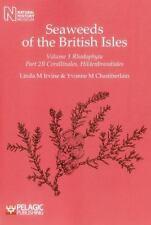Seaweeds Of The British Isles Volume 1 Rhodophyta Part 2b Corallinales, Hilde...