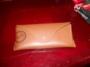 Vintage Rare Ray-Ban Bausch & Lomb Aviator Sunglasses CASE Only Clean!