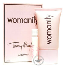 100% Authentic Perfume Trial ~ Thierry Mugler Womanity Perfume Combo
