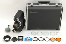 *N.MINT IN CASE* CANON ZOOM DS-8 Double Super 8 Type 8mm Movie Camera From JAPAN