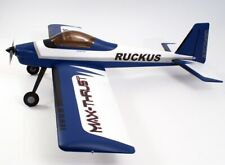 Max-Thrust Ruckus RC Remote Radio Control Plane Blue (RTF) Combo Pack New Boxed