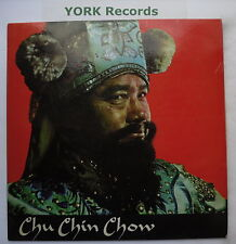 CHU CHIN CHOW - Show - Cast Recording - Excellent Con LP Record World LMP 9