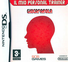 Il Mio Personal Trainer Giocaparola Nintendo DS IT IMPORT 505 GAMES