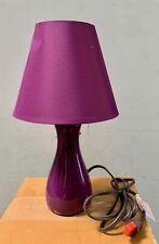 "Ceramic Table Lamp with Shade Ceramic Decorative Table Lamp 13"""