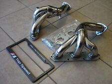 Porsche Cayman 2.7L & Cayman S 3.4L 05-08 TOP SPEED Performance Exhaust Headers