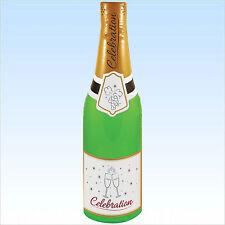 Champagner Flasche 1,80 M Groß Aufblasbar Champagnerflasche Sekt Sektflasche