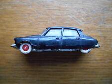 """Jouet ancien """"Citroën DS19 micro miniature Norev n°2"""" original"""