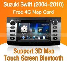 Car Multimedia Player for Suzuki Swift 2004-2010 DVD GPS Navigaiton Radio Stereo