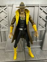 "DC Universe Classics Mattel DCUC Yellow Lantern Wave 17 SCARECROW 6"" Figure"