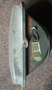 Mk1 Escort TwinCam headlight. lucas england 7318