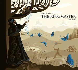 ROBERT REED - SANCTUARY 4 THE RINGMASTER PT 1 SEALED 2021 2 CD + DVD