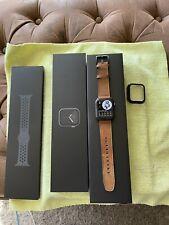 Apple Watch Series 6 Cellular Space Gray Nike Sport 44mm + Black Nike Sport Mint
