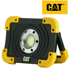 CAT Rechargeable LED Work Light & Charger 1100 Lumen Torch Lamp & USB Power Bank