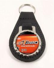 SUZUKI GT380 GT 380  leather motorcycle keychain